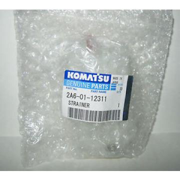 Komatsu 2A6-01-12311 Strainer