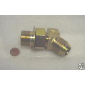 Komatsu Bulkhead Hyd. Fittings #07236-11034, 45 Degree