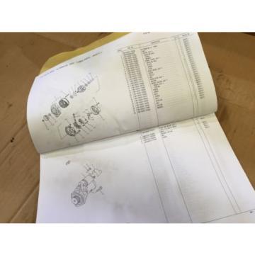 Komatsu PC27MR-2 GALEO Partsbook Manual S/n 15001 up