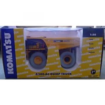 First Gear 1/50 scale Komatsu 830E-AC Dump Truck MIB