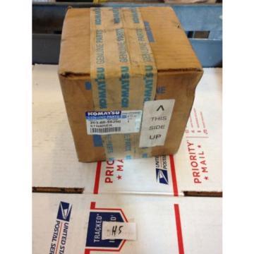 New OEM Komatsu Genuine Parts Oil Filter Strainer 203-60-56250 Fast Shipping!