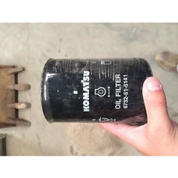 Komatsu Oil Filter part no. 6732-51-5141