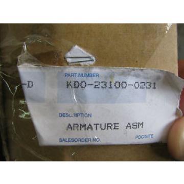 Komatsu Armature ASM  Part # KD0-23100-0231