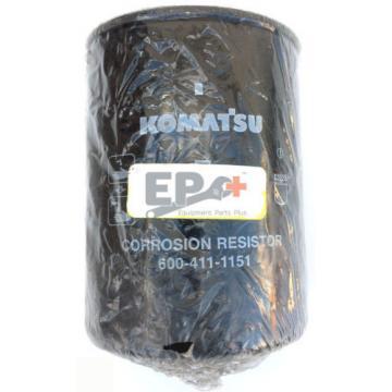 Komatsu 600-411-1151 Filter, Corrosion Resistor, 300KW - EParts Plus