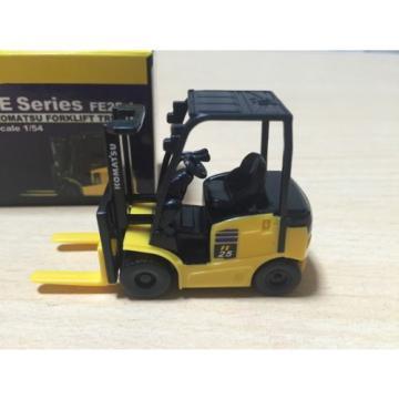1/54 Komatsu FE Series FE25-1 Forklift Truck Pull-Back Car not sold in stores