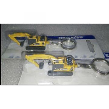 UH Komatsu PC210 PC205 5523 Excavator Keychain