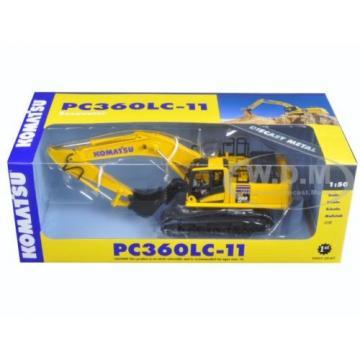 KOMATSU PC360LC-11 EXCAVATOR 1/50 DIECAST MODEL BY FIRST GEAR 50-3361