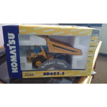 Joal no291 Komatsu HD605-5 1/50