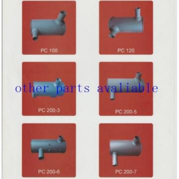 6204-11-5253 muffler fits for KOMATSU EXCVAVATOR pc60-5 pc80-3 4d95l-1