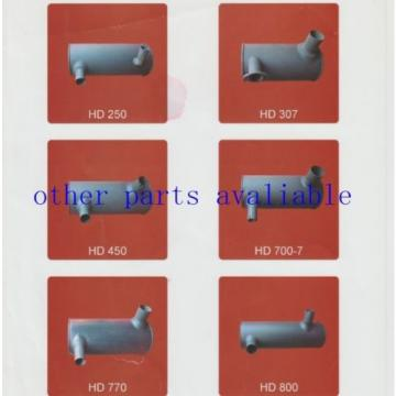 6208-11-5210 MUFFLER FITS FOR KOMATSU PC130-7 SAA4D95-3