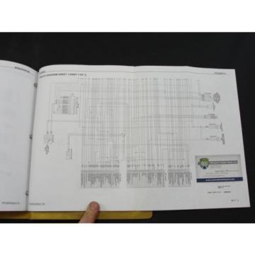Komatsu Galeo PC200LC-7L excavator service shop repair manual CEBM005805