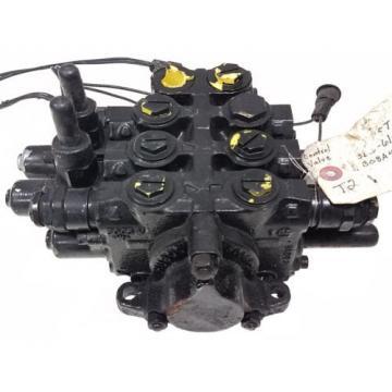 Komatsu 3 Spool Hydraulic Control Valve - P/N 3EB-61-A2311