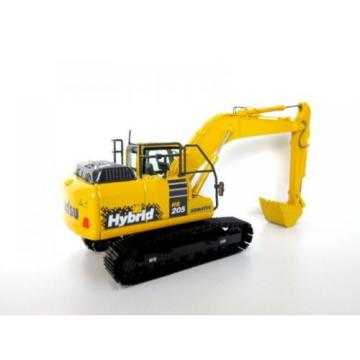 1/50 Komatsu HB205-2 Hybrid Excavator by Replicars diecast crawler From Japan
