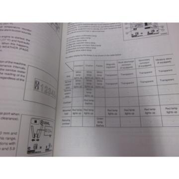 Komatsu BR380JG-1 Mobile Crusher Operation & Maintenance Manual s/n 1001 & Up
