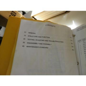 Komatsu PC200LC-6 PC210LC-6 PC220LC-6 PC250LC-6 Excavator Service Shop Manual