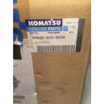 Komatsu Lichtmaschine 600-825-9330 / 24V