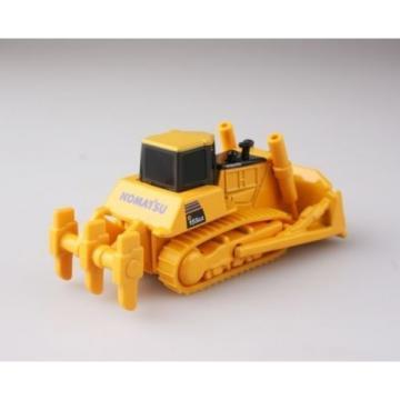 Takara Tomy Tomica #56 Komatsu bulldozer D155AX-6 Diecast Car Vehicle Toy
