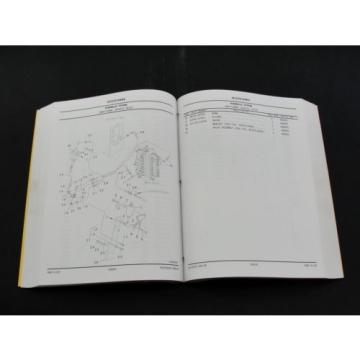 Komatsu Galeo PC200LC-7L excavator parts book manual BEPB009700