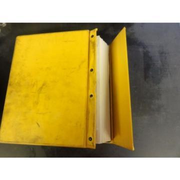 Komatsu PC300-3 PC300LC-3 PC360LC-3 Excavator Shop Manual
