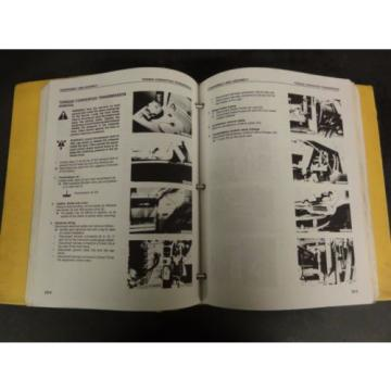 Komatsu WA120-1LC Wheel Loader Shop Manual