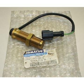 Original Komatsu 7861-92-2340 Sensor Wheel Loader WA500-3H Radlader