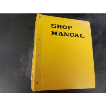 Komatsu PC228US-3  PC228USLC-3 Hydraulic Excavator Shop Manual