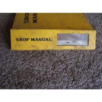 Komatsu D355A-3 -1010- Bulldozer Dozer Factory Service Shop Repair Manual