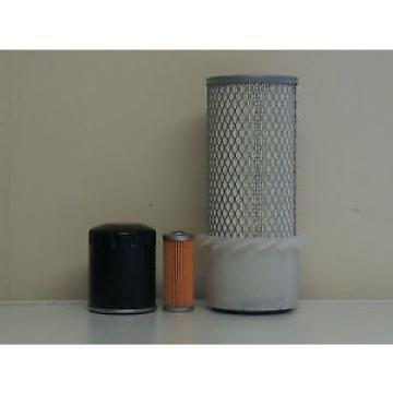 Komatsu PC30-5, PC30-6 w/3D84-1 Eng. Filter Service Kit