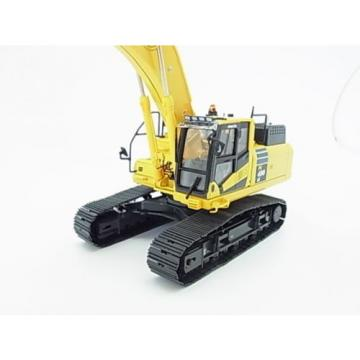 New! Komatsu hydraulic excavator PC490LC-10 Diecast model 1/50 f/s from Japan