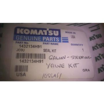 GENUINE KOMATSU SEAL KIT 1432134H91