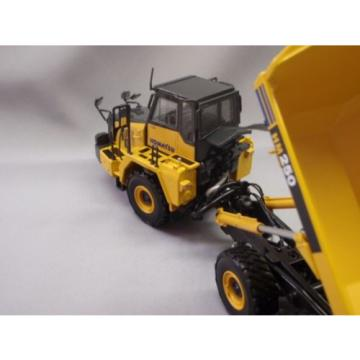 New! Komatsu dump truck HM250 1/50 DieCast Universal Hobbies  f/s from Japan
