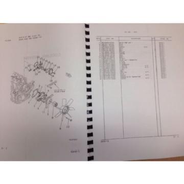 Komatsu D21A-7 d21a  Dozer Shop Parts Repair Manual s/n 80199 and up Book