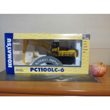 JOAL 244 Komatsu PC1100LC-6 with Crane Magnet 1/50 Scale New Box Sealed