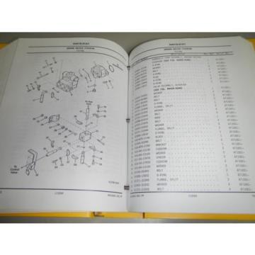 Komatsu WA250-3MC Wheel Loader Parts Book Catalog Manual BEPB008201