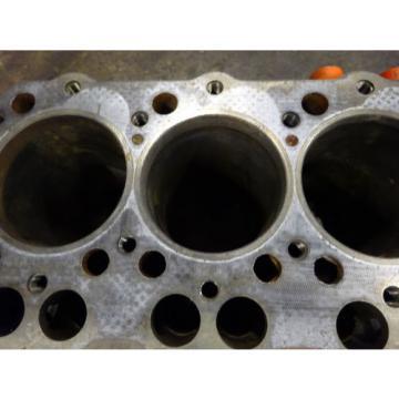 Yanmar 3TNA72 Cylinder Block Diesel Engine Deere Takeuchi Komatsu