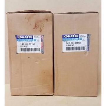 Komatsu 14X-60-31150 Filter (Qty 2)