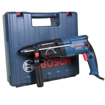 Bosch GBH2-24D 110v sds plus roto hammer 3 function 3 year warranty option