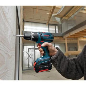 BOSCH DDS181-02 18v Lithium Ion Drill Driver comes with FULL WARRANTY!!