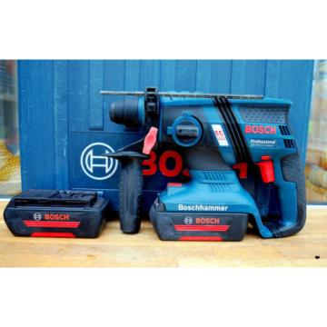❤ Bosch® GBH 36 V-EC Compact Professional 36V Brushless Hammer Drill SDS+ 2Batts