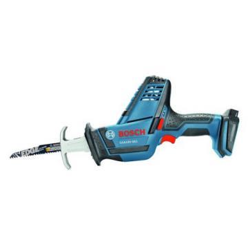 Bosch GSA18V-083B 18 V Compact Reciprocating Saw NEW Cordless Tool