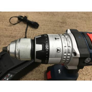 "Bosch HDH181X 18V Li-Ion Cordless 1/2"" Hammer Drill mint condition"