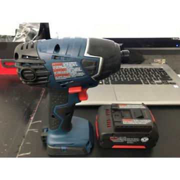 Bosch 25618-01 18V Cordless Impact Driver Lithium-Ion Impactor Fastening Driver