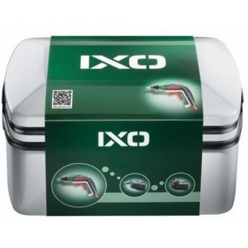 FULL SET Bosch IXO 5 Lithium ION Cordless Screwdriver 06039A8072 3165140800051