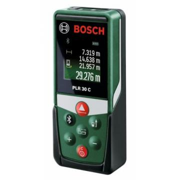 Bosch PLR 30 C Digital Laser Measure (Measuring up to 30 m)
