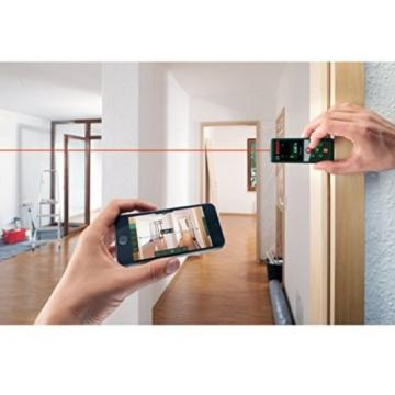 Bosch PLR 30 C Digital Laser Measure (Measuring Up To 30m)