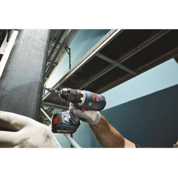 Bosch Lithium-Ion Drill/Driver Cordless Power Tool-ONLY 1/2in 18-Volt Keyless