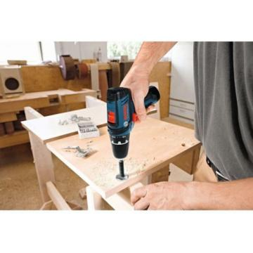 Bosch CLPK22-120 Cordless Combo Kit Impact Drill Driver Max Li-Ion Batteries New