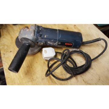 Bosch GWS 7-115 115mm Angle Grinder 230V