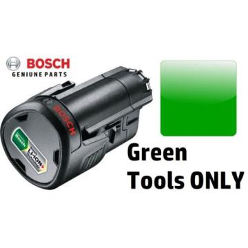 GENUINE BOSCH 10.8V 2.0a BATTERY LithiumION-Rechargable1600A0049P 3165140808804#