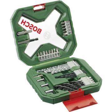 savers choice Bosch DIY 34 BIT X-Line CLASSIC DRILL Set 2607010608 3165140563147